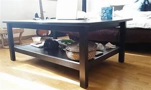 Table Basse Ikea : relooking de la table basse hemmes ikea ~ Teatrodelosmanantiales.com Idées de Décoration