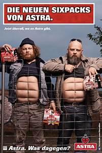 Das Neue Werbemotiv Von Astra Bier Advertisement