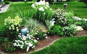 Parterre De Plante : parterre de fleurs 21 id es magnifiques pour le jardin contemporain ~ Melissatoandfro.com Idées de Décoration