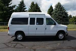 Sell Used Ford E350 Raised Roof Handicap Accessible