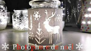 Photophore Noel Faire Soi Meme : d co de no l photophore r aliser soi m me youtube ~ Farleysfitness.com Idées de Décoration