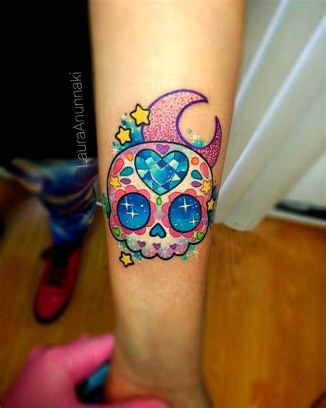 Girl Dream Come True Kawaii Tattoos Page