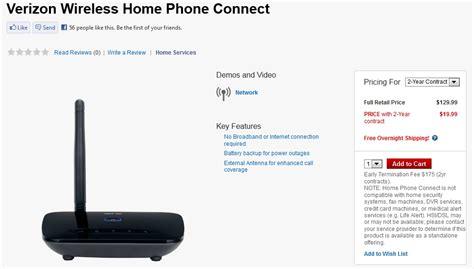 verizon home phone and how to get voicemail verizon landline