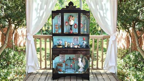 curiosity cabinet diy    furniture home diy