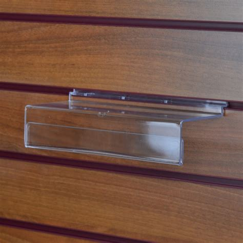 Right Angle Shelf With Price Strip The Display Centre
