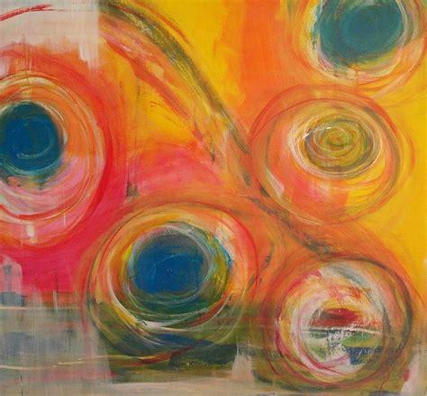 Beautiful Galaxy Painting By Angella Moore