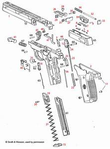 Smith  U0026 Wesson U00ae M22a Schematic