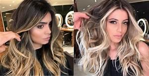 Tendance Couleur 2018 : couleurs cheveux tendance en 2018 coiffure simple et facile ~ Preciouscoupons.com Idées de Décoration