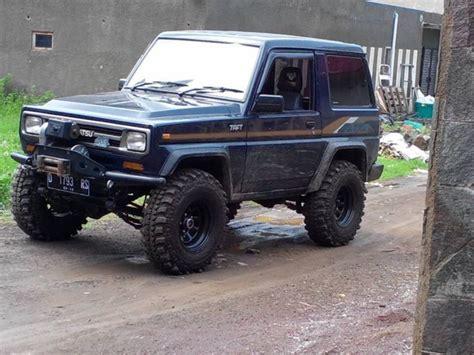 Daihatsu Rocky Lift Kit by Daihatsu Rocky Lift Kit 10 Images Rushcars