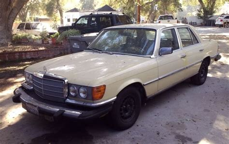 1979 Mercedes Benz 300sd