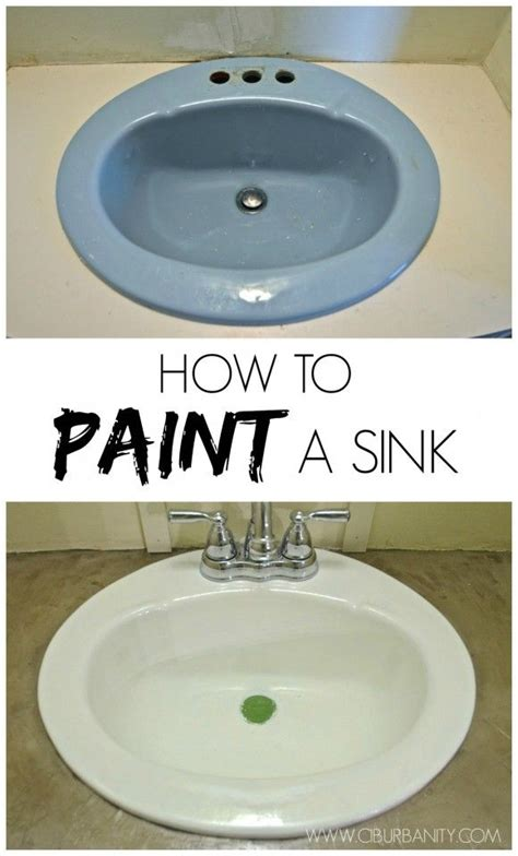how to paint a bathroom sink 167 best images about diy bathroom projects ideas on