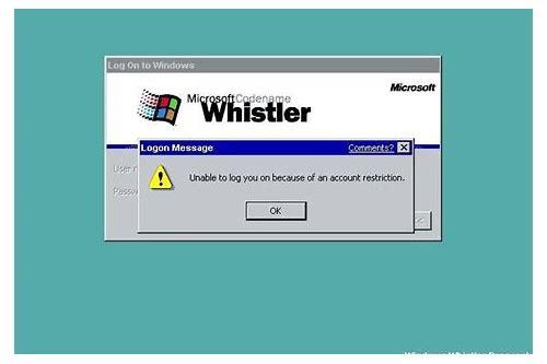 windows whistler build 2257  iso