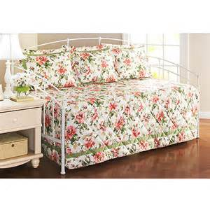 better homes and gardens garden room daybed bedding set