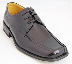 men39s leather black lace up dress shoes zota 00203 men With men s wedding dress shoes
