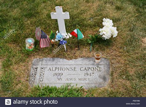 Al Capone Chicago Gangster Stock Photos Al Capone