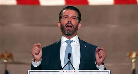 rnc jr cocaine speech trump donald after convention coke republican national sponsor officially rest august