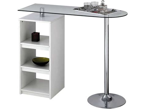 meuble bar de cuisine table de bar youen vente de table de cuisine conforama