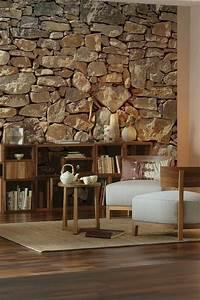 Steinwand Im Wohnzimmer : die besten 17 ideen zu steinoptik wand auf pinterest steinwand wohnzimmer wohnzimmer ~ Sanjose-hotels-ca.com Haus und Dekorationen