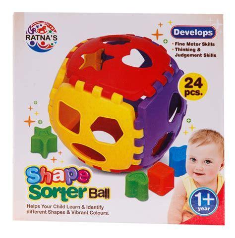 Buy Shape Sorter Ball   Baby Toys Online In India