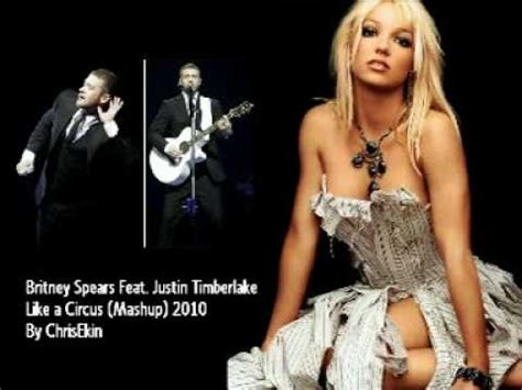Britney Spears Feat. Justin Timberlake - Like a Circus ...