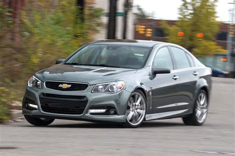 Ss Specs by 2014 Chevrolet Ss Test Motortrend