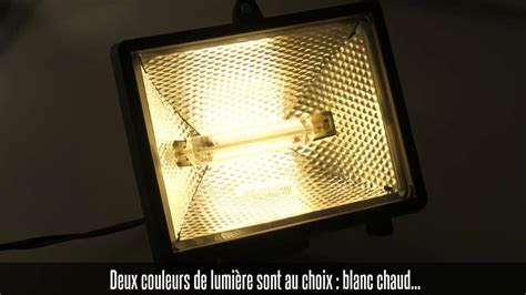 Ampoule Led R7s, 8w, 900 Lm, 360°, D= 20 Mm