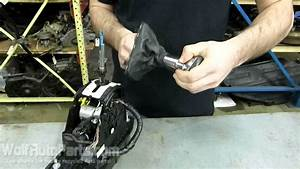 How To Install An Automatic Shift Knob - B6 Audi A3  A4  A6 2002-2005  Wolf Auto Parts
