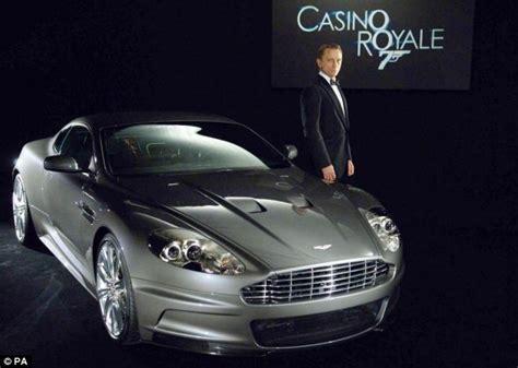 James Bond's Favourite Luxury Car Maker Aston Martin