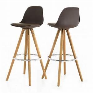 Chaise De Bar Haute : chaise haute de bar ikea cuisine en image ~ Teatrodelosmanantiales.com Idées de Décoration