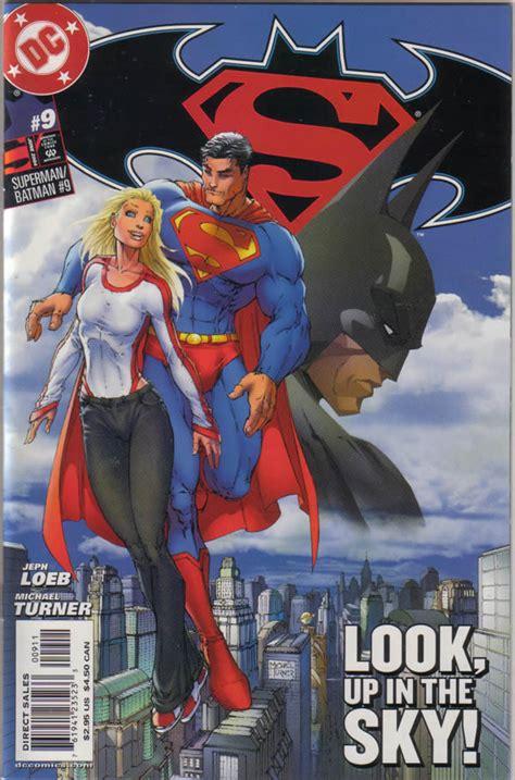 supermanbatman vol   dc  fandom powered