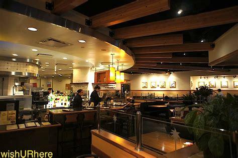 California Pizza Kitchen, Hollywood Blvd, La, Usa