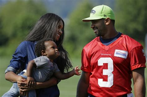 Russell Wilson Future and Ciara