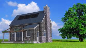 house plans for small cottages the sinda cabin small footprint cottage house kit