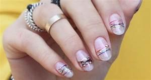 Nail Art Printemps 2018 : le bracelet nail ou bracelet pour ongles nouvelle tendance manucure ~ Dode.kayakingforconservation.com Idées de Décoration