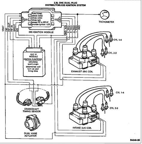 Ignition System Description Components Ford Ranger Forum