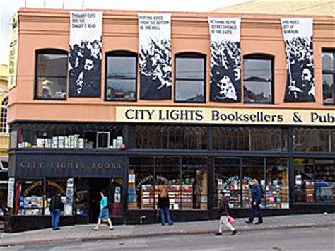 city lights bookstore guide to shopping