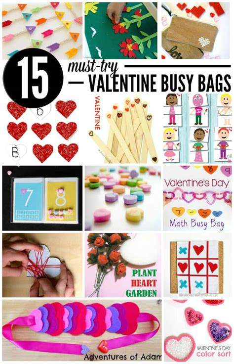 lego valentines day puzzle busy bag
