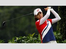 Na Yeon Choi protects her twoshot edge at rainy Sime
