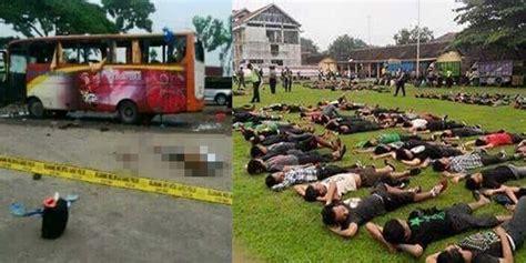 Aborsi Yogyakarta Ini Kronologi Bentrok Bonek Dan Aremania Di Sragen