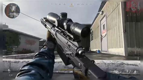 sniper warzone solo