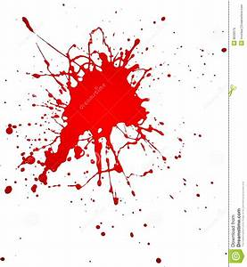 Red Splash Royalty Free Stock Image - Image: 8039576