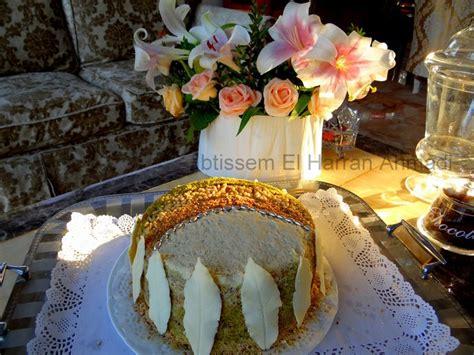 cuisine tunisienne gateau khobsit fékia gâteau aux fruits sec a la tunisienne