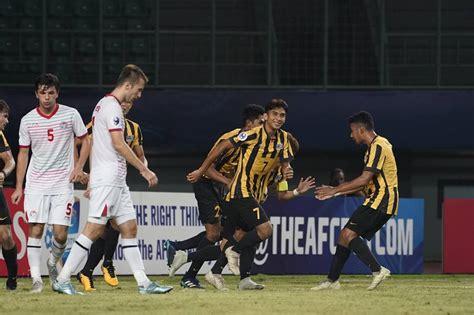 Pronósticos tajikistan u19 vs malaysia u19. AFC B-19: Lima perkara daripada perlawanan Malaysia vs ...
