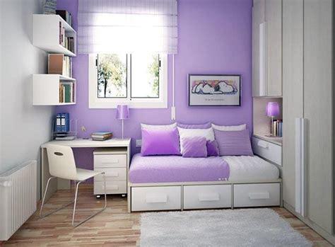Small Purple Bedrooms-home Designs