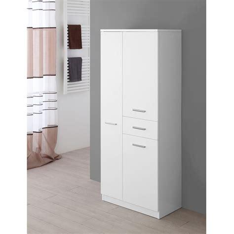 mobiletto da bagno mobiletto bagno bianco lucido 3 ante 1 cssetto brigros
