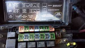 2013 Dodge Ram 2500 Fuse Box Diagram