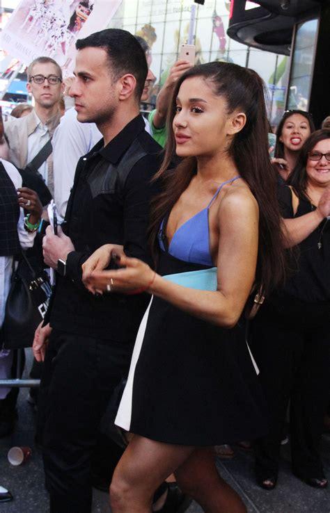 Ariana Grande Good Morning America 15 Gotceleb