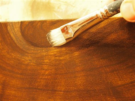 Faux Wood Knots And Cracks For Realism In Your Faux Wood