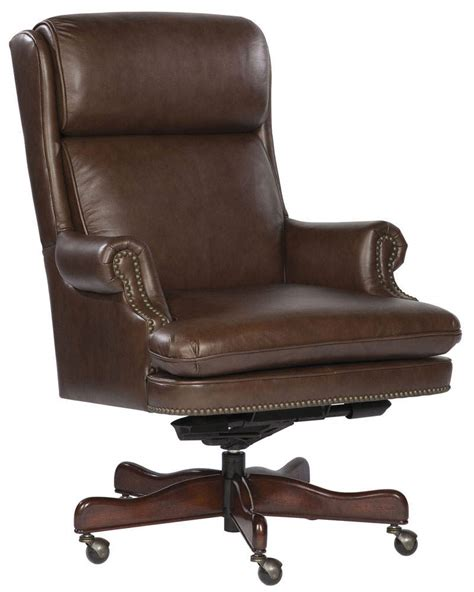 wood and leather desk chair wood leather office chair antique wood swivel office