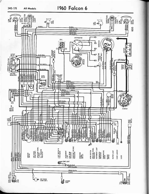 Free Auto Wiring Diagram Ford Falcon